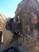 Rock Climbing Photo: The Whiskey