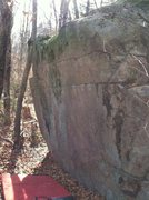 Rock Climbing Photo: Big Crimpin'