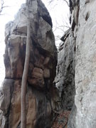 Rock Climbing Photo: Tip Of The Iceberg