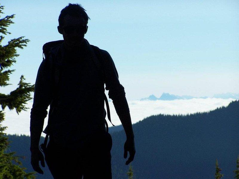 Profile picture from Mt. Rainier park