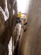 Rock Climbing Photo: Colombian Crack