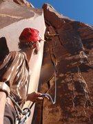 Rock Climbing Photo: Real men...haloween 2012