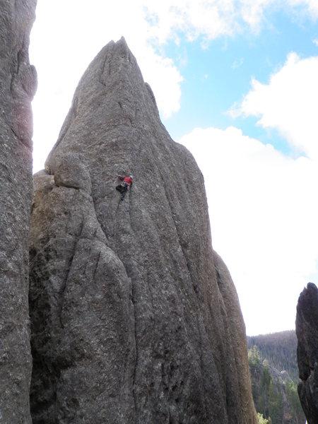 Rock Climbing Photo: Fot