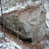 The Midway Boulder