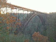 Rock Climbing Photo: NRG Bridge