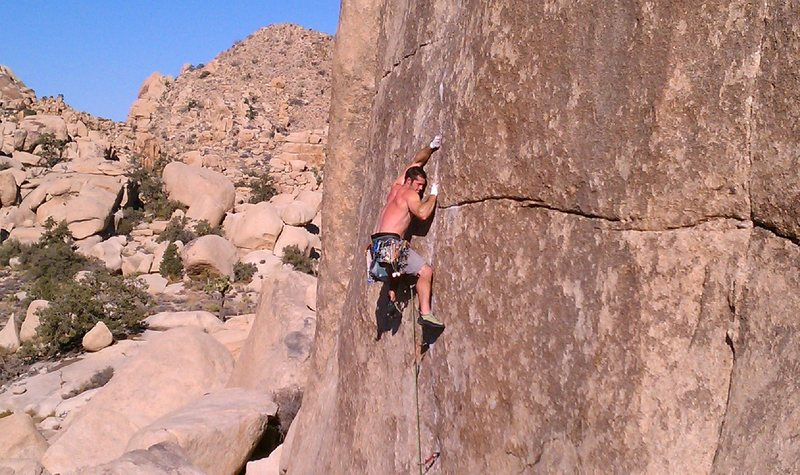 Rock Climbing Photo: Hot Rocks