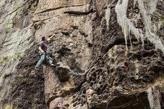 Rock Climbing Photo: Tutti Frutti