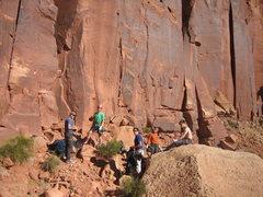 Rock Climbing Photo: Climbers 2
