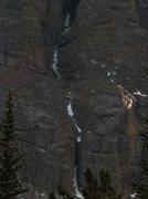 Rock Climbing Photo: Deep Freeze.