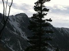 Rock Climbing Photo: Taylor Glacier snowfields.