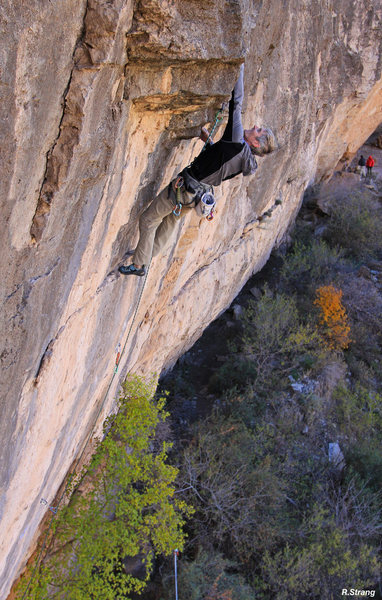 Heading towards another send<br> Black Plague (5.13)