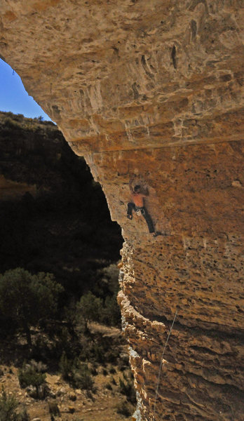 Ready for the hard stuff<br> Infernal Justice (5.13)<br> photo by D.Berry