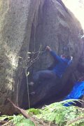 Rock Climbing Photo: Sinkhole V6