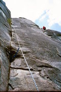 Rock Climbing Photo: S Face of Looking Glass