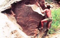 Rock Climbing Photo: Phantom Creek, Grand Canyon, AZ