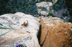 Rock Climbing Photo: CC, Red Rocks