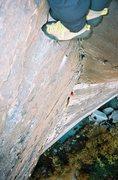 Rock Climbing Photo: Dark Shadows, Red Rocks, NV
