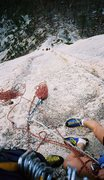 Rock Climbing Photo: Snake Dike, Yosemite