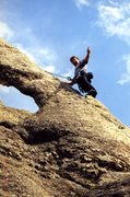 Rock Climbing Photo: Needles, SD Gossemer
