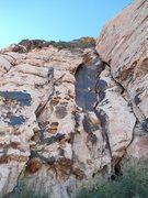 Rock Climbing Photo: Promote The Segregation.