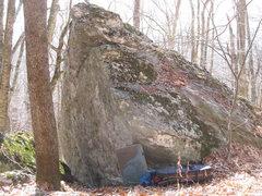 Rock Climbing Photo: Wild Wood Arete