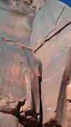 Rock Climbing Photo: Beautiful corner of Alley Slug