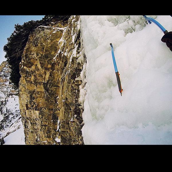 Rock Climbing Photo: Aspen Grove, Timpanogos