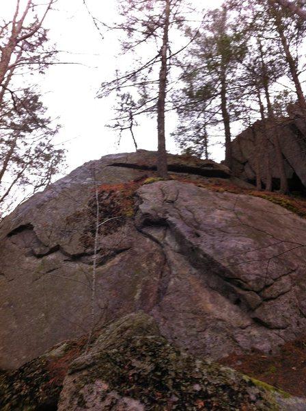 Rock Climbing Photo: Seappage.