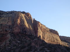 Rock Climbing Photo: Plainview Tower from South Camp Road.