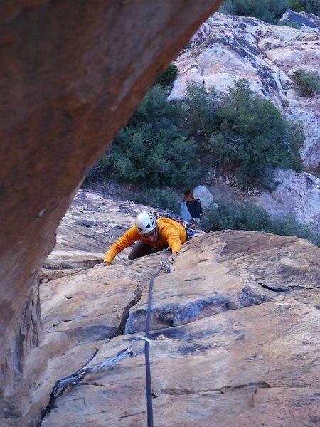 P1 (climbs like Eldo)
