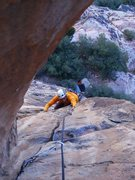 Rock Climbing Photo: P1 (climbs like Eldo)