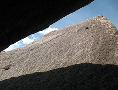 Rock Climbing Photo: Boulders and shadows, Culp Valley