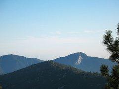 Rock Climbing Photo: Strawberry Peak, Angeles NF
