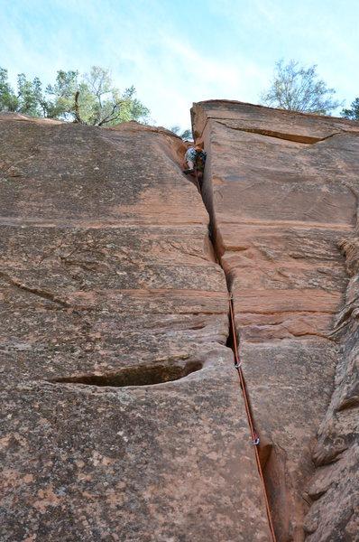 Rock Climbing Photo: High on Casual Sex