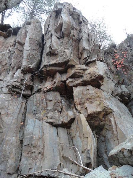 Rock Climbing Photo: Easter Island