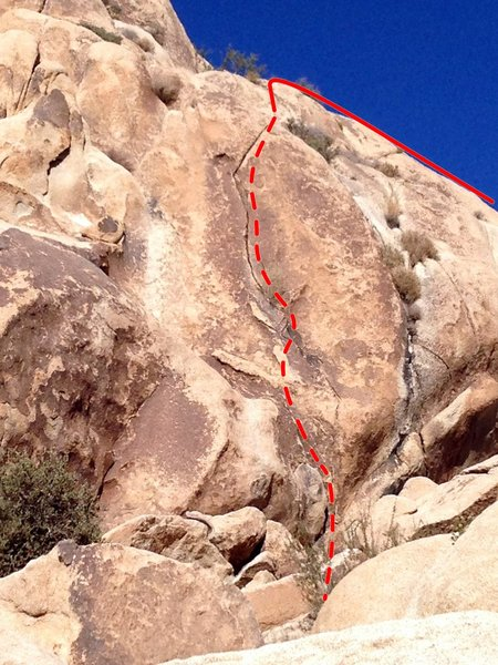 Anyone know the name to this short route?