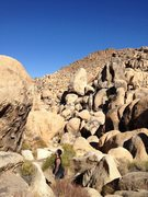 Rock Climbing Photo: location overview