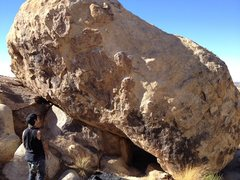 Rock Climbing Photo: overview