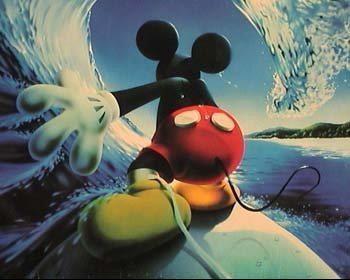 Wow,Mickey is Goofy!