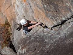 Rock Climbing Photo: Mescaline Daydream