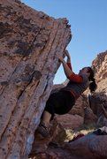 Rock Climbing Photo: LOVE THIS ROUTE!  Nice, fun, warm up!!