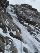 Rock Climbing Photo: Peak 4 ice.