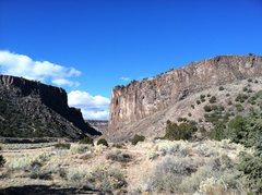 Rock Climbing Photo: Diablo Canyon.