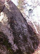 Rock Climbing Photo: 1st Crag.