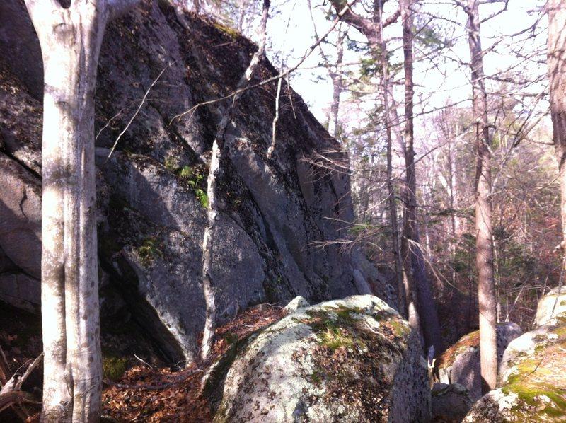 Cracker Crag.