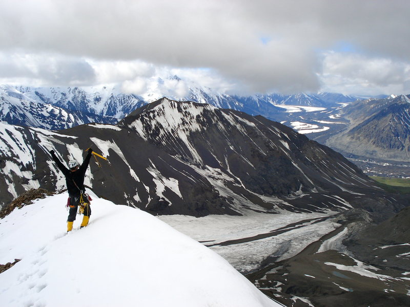 Summit, Peak 7182, Denali National Park