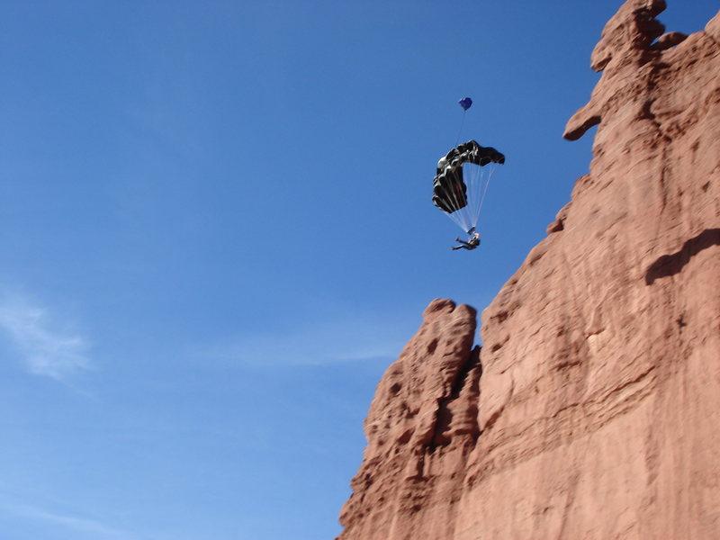 "Rock Climbing Photo: ""SEE YA!""   Ancient Art, Fishers"