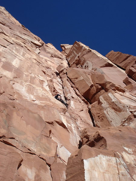 Rock Climbing Photo: Kor-Ingalls