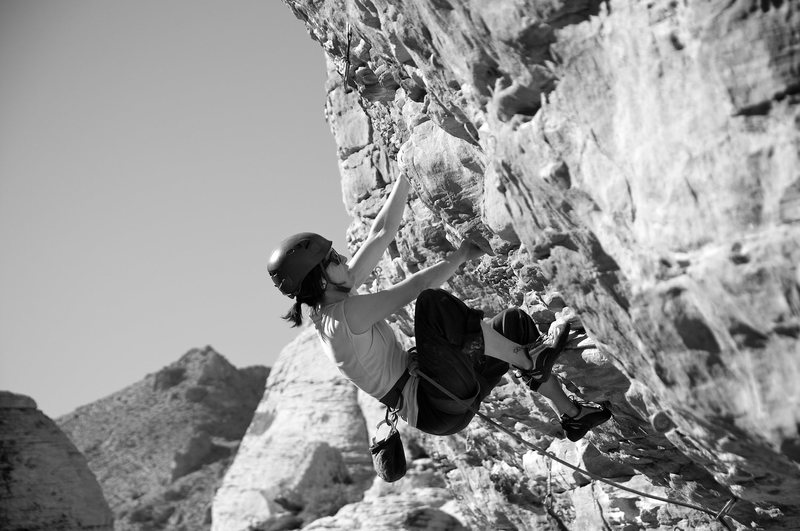 Steep Thrills action. December 2011.