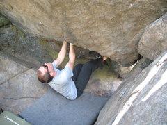 Rock Climbing Photo: ferrells on The Hole